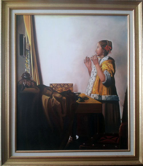 photo_tableau_Copie de vermeer :