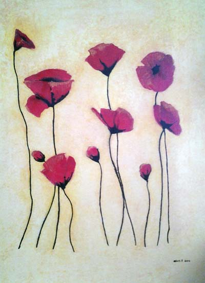 photo_tableau_coquelicots
