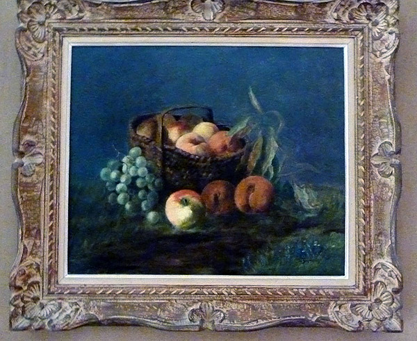 photo_tableau_fruits au pannier