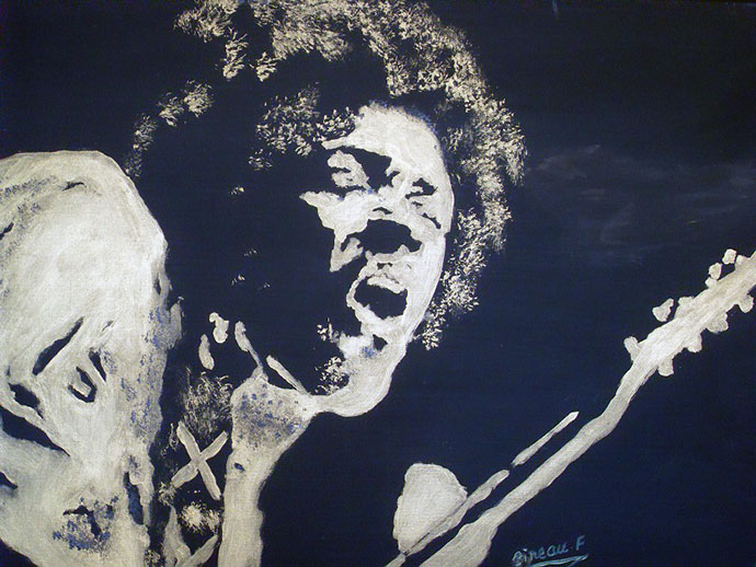 photo_tableau_Jimmy Hendrix