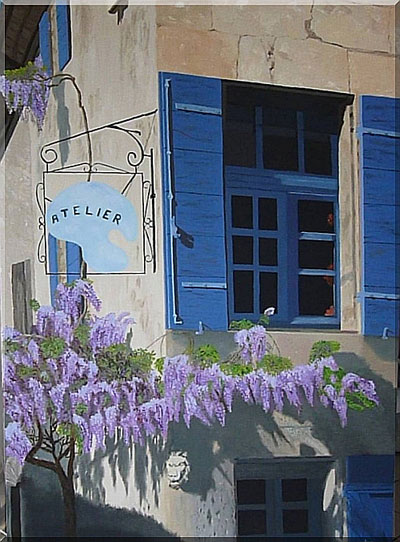 photo_tableau_La glycine