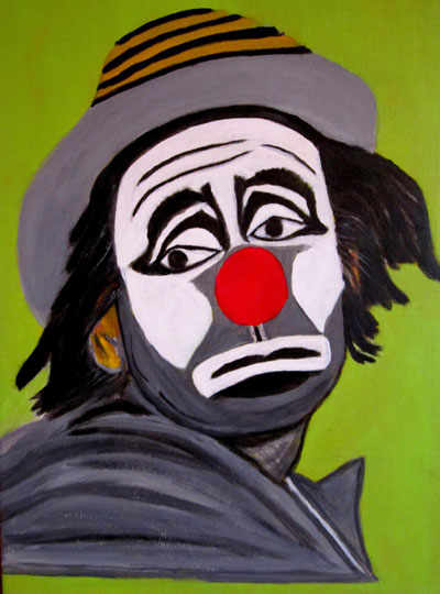 photo_tableau_Le Clown
