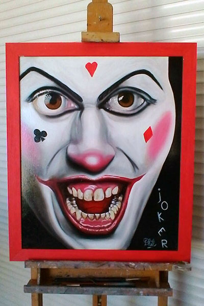 photo_tableau_Le joker