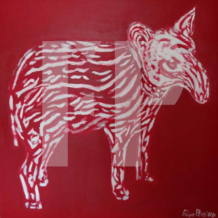 photo_tableau_Le tapir rouge