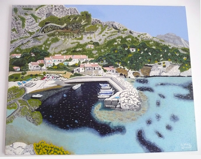 photo_tableau_les calanques