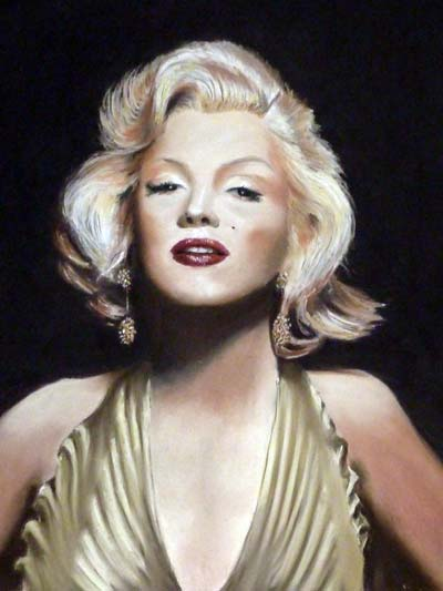 photo_tableau_Marilyn Monroe