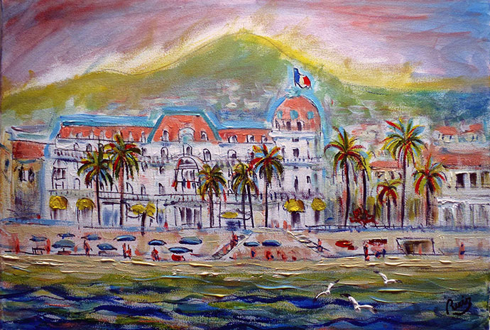 photo_tableau_Nice Negresco