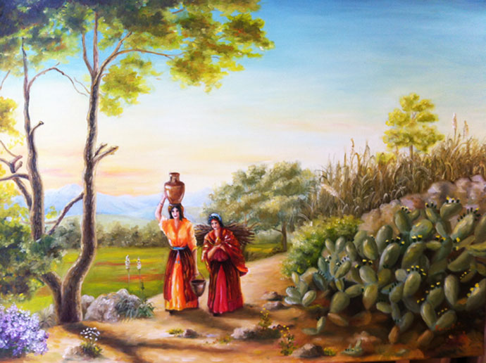 photo_tableau_paysage Kabyle