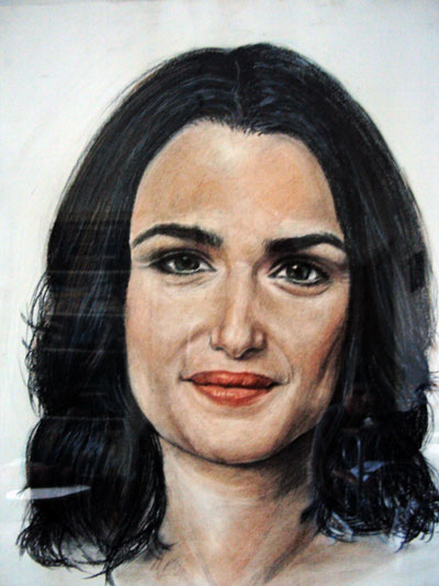 photo_tableau_portrait de Rachel Weisz