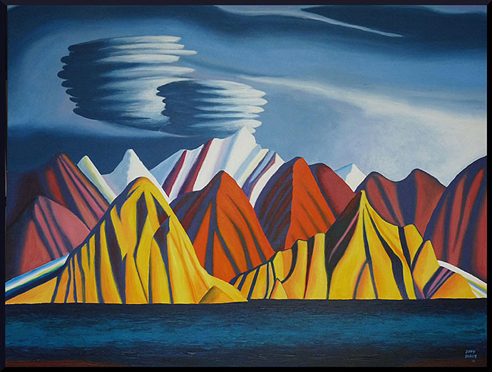 photo_tableau_Red mountains