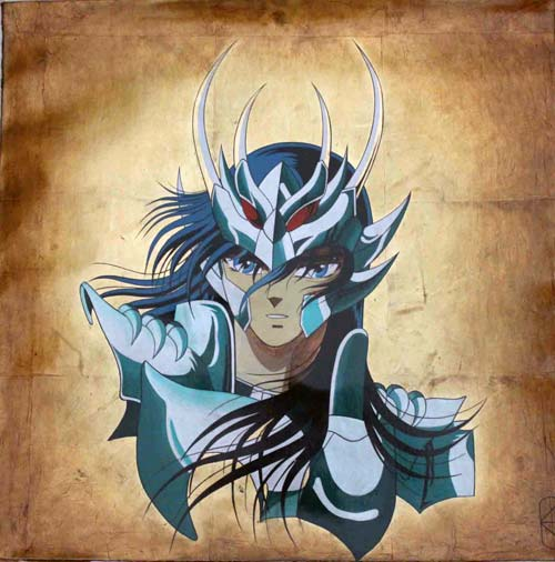 photo_tableau_Saint Seiya